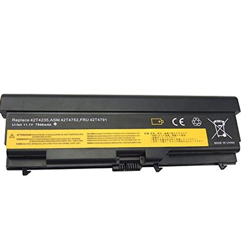 Baterai Battery Original Lenovo Edge E40 14 E420 15 E50 E520 L41 bay valley parts 9 cell 11 1v 7800mah new replacement
