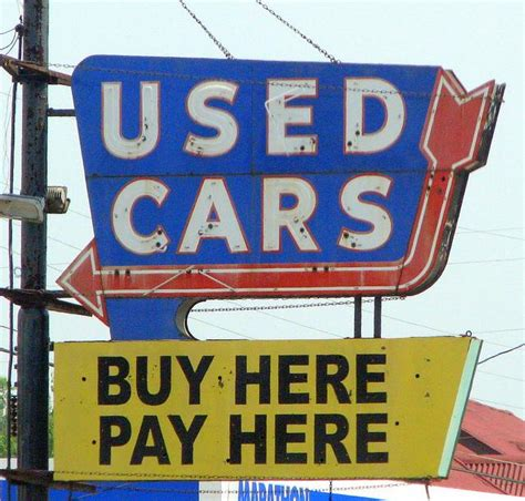 tips  buy  pay  car lots michigan radio