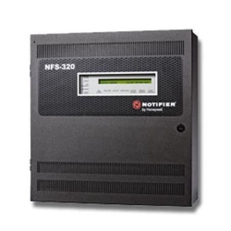 manual del panel de control de alarma contra incendios panel de control de alarma contra incendio inteligente nfs 320