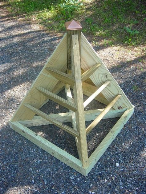 Pyramid Planters by Discover And Save Creative Ideas