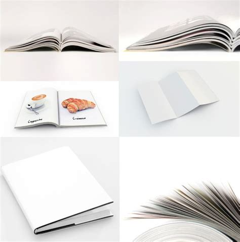 free download templates for books book folding effect diagram template definition picture