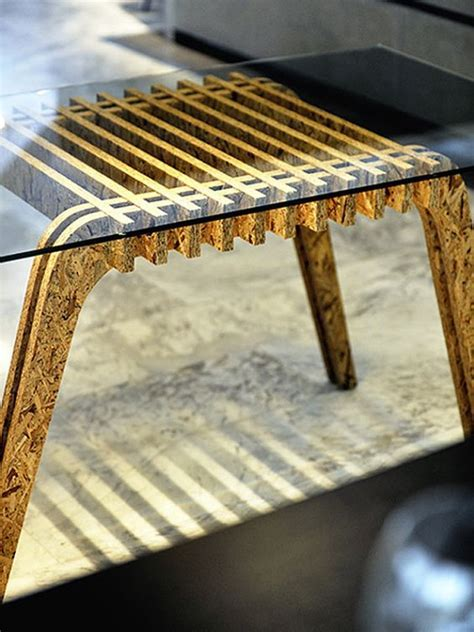 15 Examples Of Furniture Made Entirely Out of OSB   Ecotek
