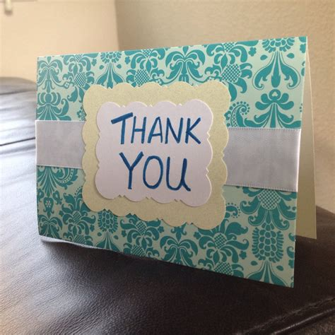 how to make a thank you card in word card ideas thank you cards on a gloomy day