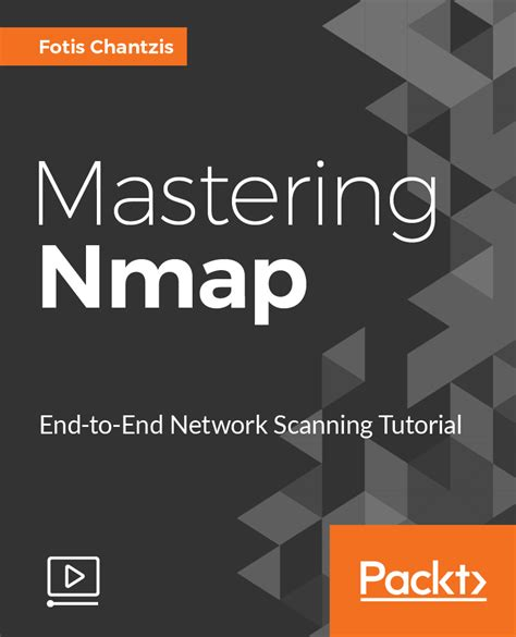nmap python tutorial mastering nmap video packt books