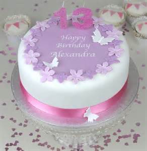 personalised birthday cake decorating kit by clever