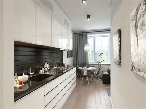 how to utilize small kitchen space resolve40 com 3 super small homes with floor area under 400 square feet