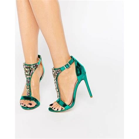 green high heel sandals 25 best green high heels ideas on green