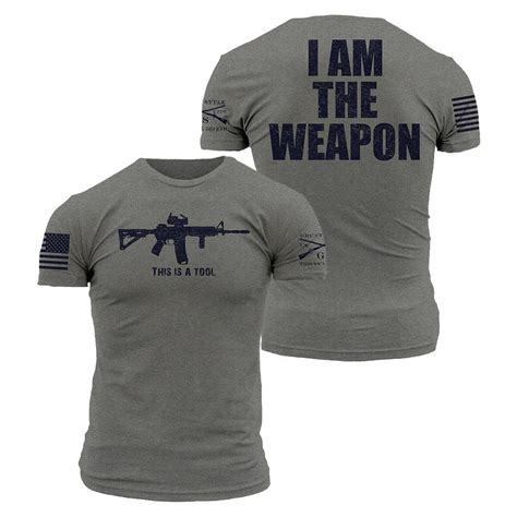 i am the i am the weapon grunt style llc