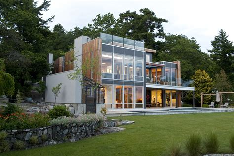 waterfall house design waterfall house keith baker design