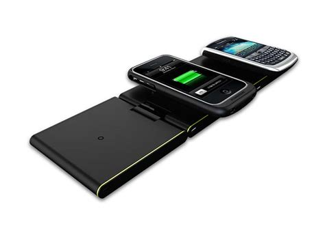 Reaload Mat by Portable Mat With Powercube Cell Phones