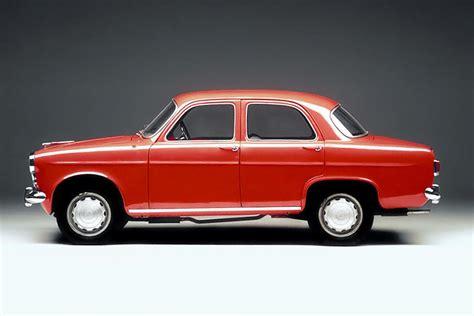 classic alfa romeo sedan alfa romeo giulietta berlina 1955 1963 specifications