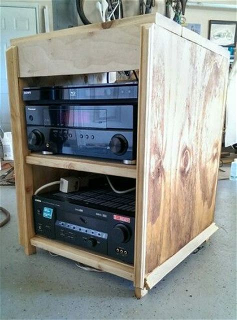 outdoor theatre media cabinet rev 1 added stain on the