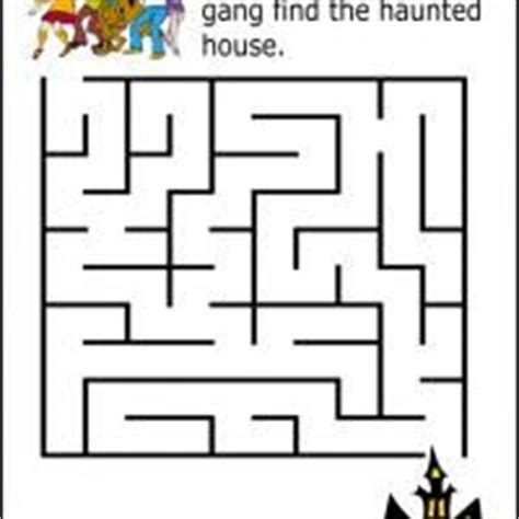 printable bowling maze 1000 images about scooby doo on pinterest free