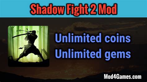 mod apk game shadow fight 2 shadow fight 2 mod apk unlimited coins unlimited gems