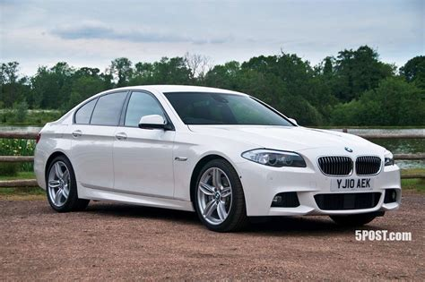 2011 Bmw 5 Series by 2011 Bmw 5 Series M Sport Package Revealed