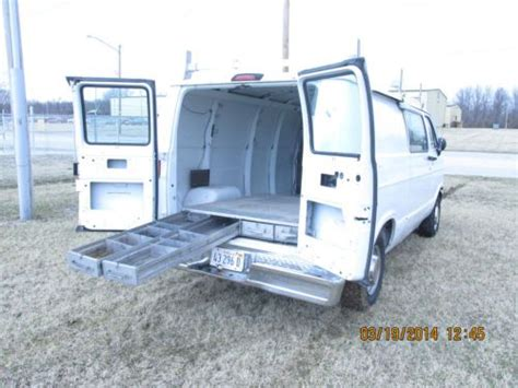 security system 2002 dodge ram van 2500 user handbook purchase used dodge ram b3500 1996 white van with ladder rack tool drawers security system