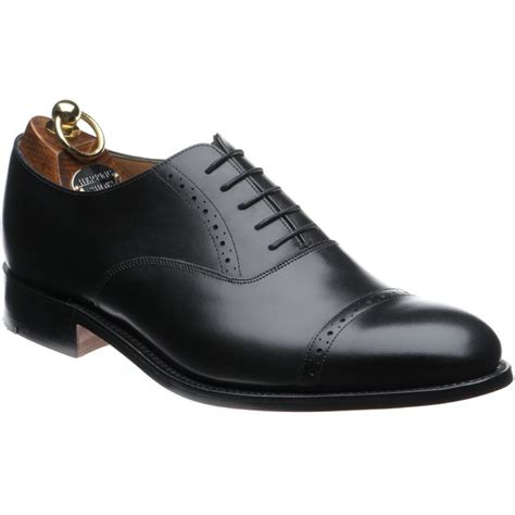 Sale Semi Boots Black N30 herring shoes herring sale belgravia in black calf at