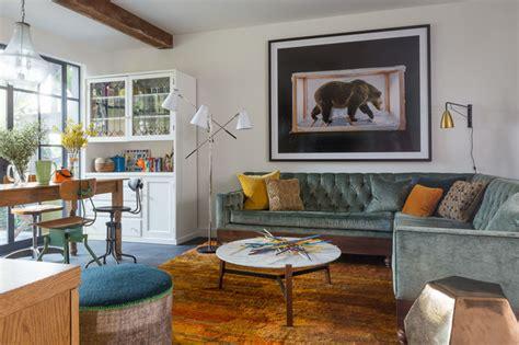 Gardinen Wohnzimmer Ideen 3553 by An Eclectic Family Home Noe Valley Sf Eklektisch
