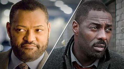 idris elba and laurence fishburne in talks for the laurence fishburne and idris elba look to team up for the