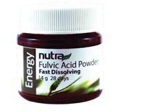 Fulvic Acid Detox Symptoms by Plant Minerals Heavy Metal Detox Barley
