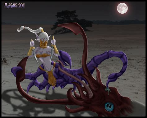 Half Of Lower Is Beast By Hikaru Ichidou scorpiotaurs across the magics