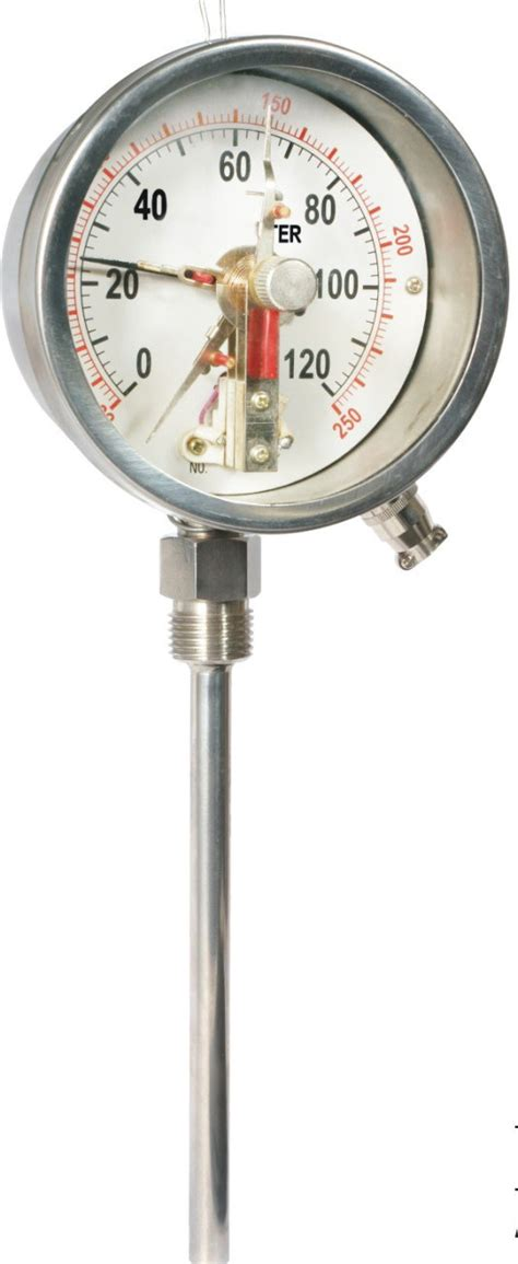 Termometer Electric china electric contact pressure thermometer rt ec175 china electric contact pressure