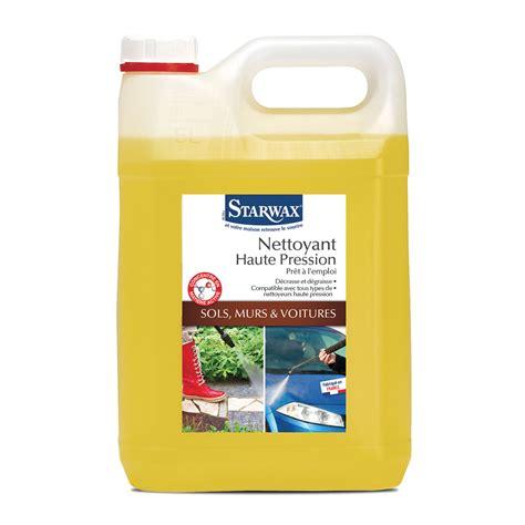 Quel Nettoyeur Haute Pression Pour Terrasse 4658 by Nettoyant Haute Pression Pour Gros Nettoyages Starwax