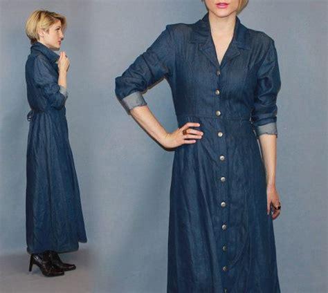 Chambray Sleeve Shirt Jaxon best 25 denim maxi dress ideas on black maxi