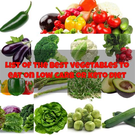 vegetables for keto list of the best vegetables to eat on low carb or keto diet