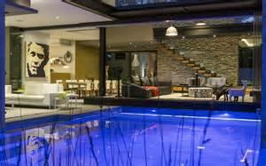 Contemporary Homes Floor Plans house in blair atholl johannesburg e architect