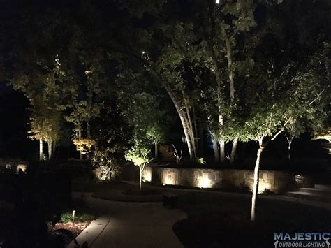Fort Worth Tx Dallas Tx Landscape Lighting Gallery Landscape Lighting Fort Worth