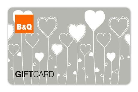 B And Q Gift Card - gift cards b q gift list diy at b q