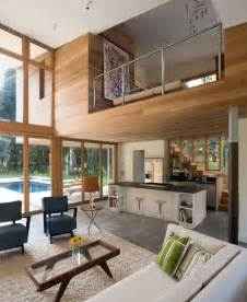 Interior Home Design by Modern Green House Design Re Mixes New