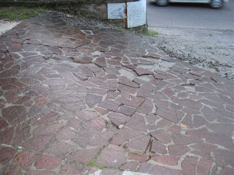 pavimento stato fai da te giunti di separazione pavimento in porfido