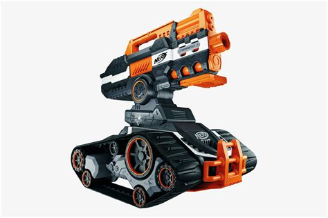 nerf remote tank this remote controlled nerf tank drone is a childhood