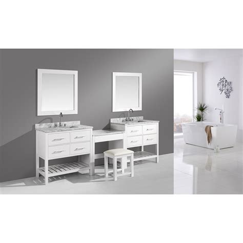 design element two london 36 in w x 22 in d vanity in design element london two 36 quot vanities with open bottom