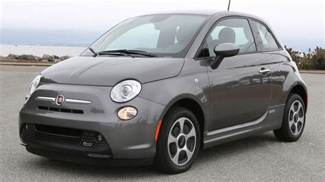 fiat electric lease 2013 fiat 500e review roadshow