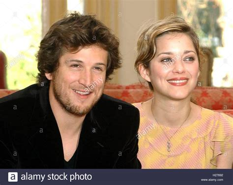 guillaume canet and wife file photo dated 25 03 04 of french actor and director