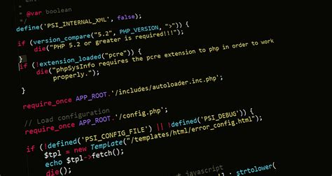 tutorial website coding top 7 tools for analyzing and parsing your php code