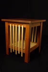 tables frank lloyd wright inspired