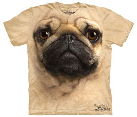 pug carlino camiseta pug carlino