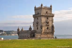 lissabon belem foto torre de bel 233 m lisboa portugal