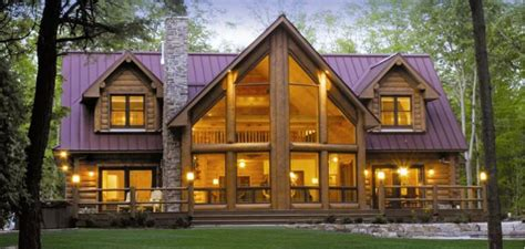 cabin style home 28 log house designs decorating ideas design trends