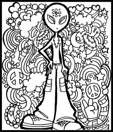 doodle ufo doodle coloring pages aliens
