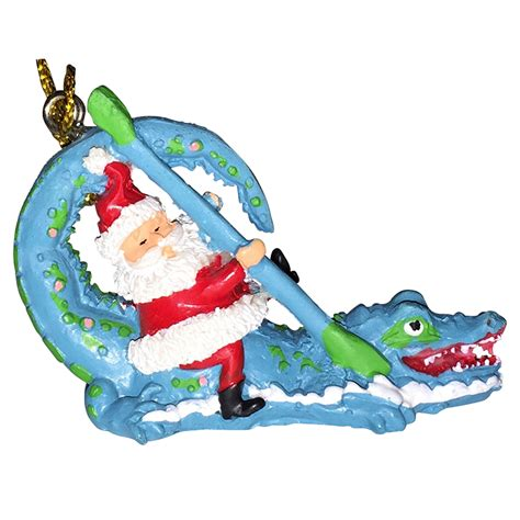 gator christmas ornaments princess decor