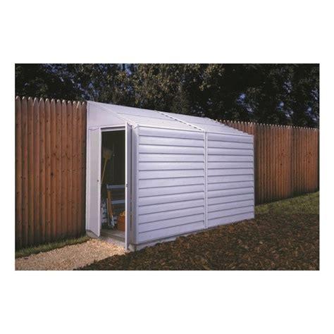 arrow yardsaver  metal side shed kit ys