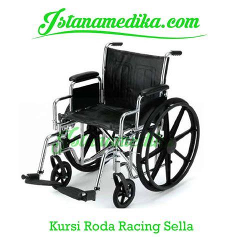 Kursi Roda Sella Racing kursi roda racing sella istana medika