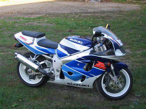97 Suzuki Gsxr 750 1997 Suzuki Gsx R 750 Image 2