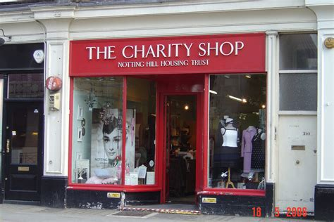 notting hill housing trust charity shops uk indymedia