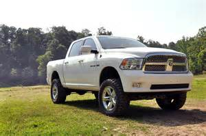 2012 Dodge Ram 1500 4 Inch Lift Kit Rou 323s Country 12 15 Dodge Ram 1500 4in